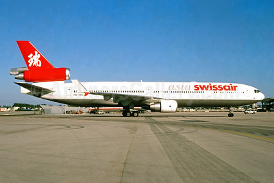 Swissair Asia