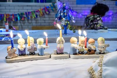 Chanukah Party at CBIOS