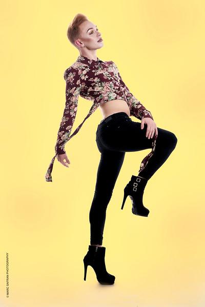 Jon Corcoran, model