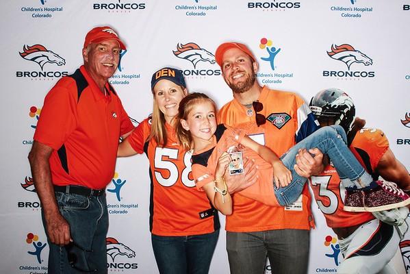 Broncos vs Titans