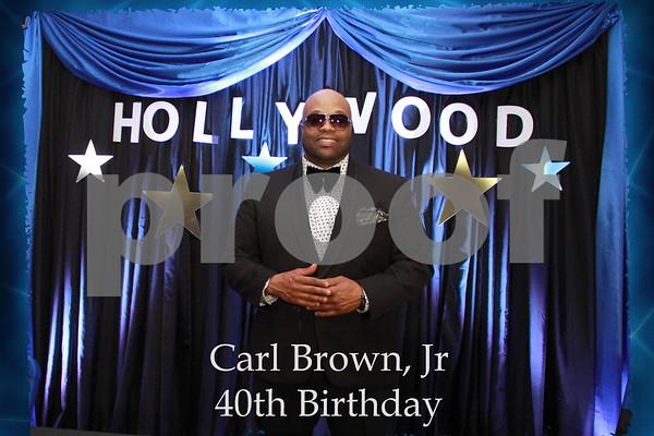 CarlBrown's 40th Birthday