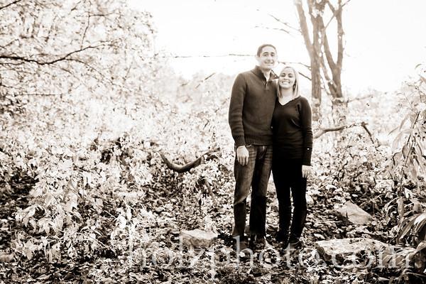 Michelle & Jeremy Creative Wedding Photos (Louisville, Ky)