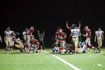 Hawken Varsity Football 2012