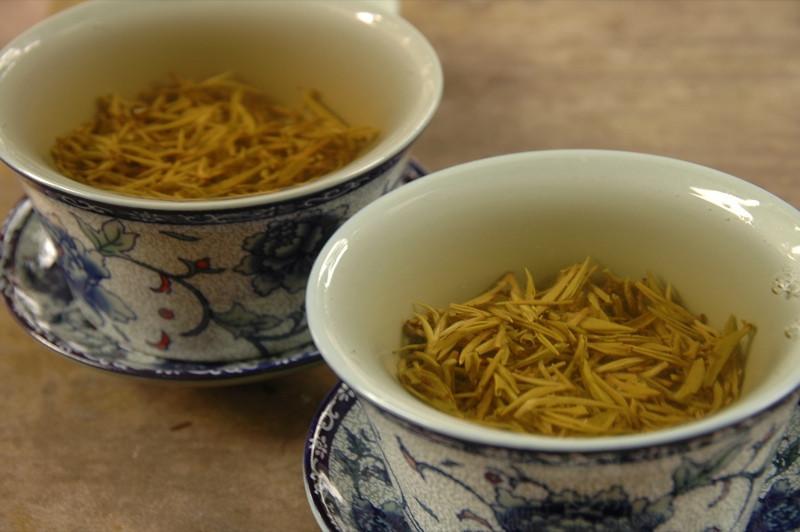 Chinese Green Tea - Chengdu, China