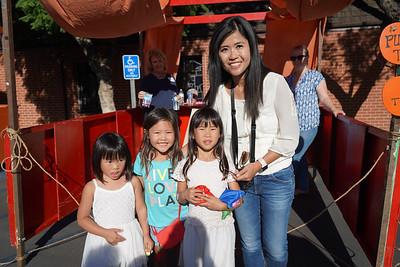 St. Edmund's Nursery School Hosts Fall Festival