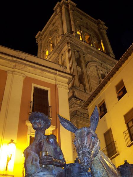 Granada. Torre de la Catedral