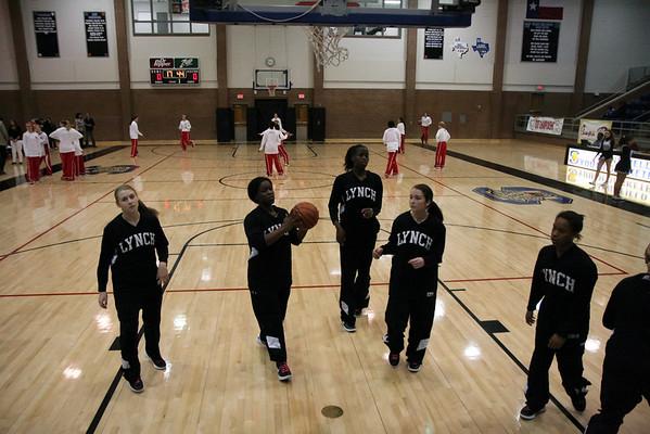 Lady Friars Basketball State Final