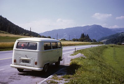 Europe Summer 1973
