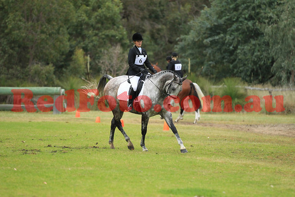 2012 10 14 Wallangarra ODE 3 Dressage B Grade