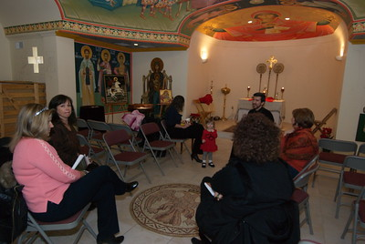 Community Life - Saint Lydia - January 26, 2012