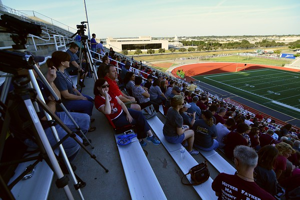 UIL Regional Marching Contest (10/18)