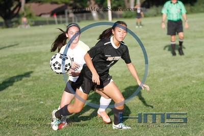 Sacred Hearts Girls Soccer - P5 12-13-13