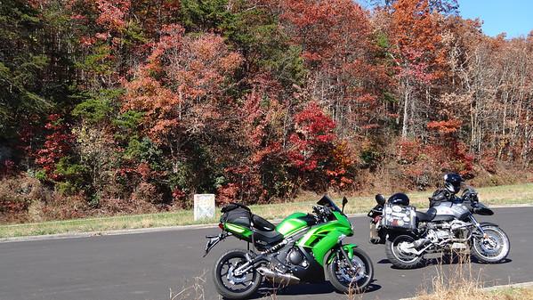 Fall Ride 11/3/2013