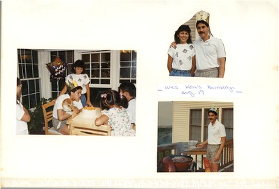 8-19-1989 Wes Kam Birthday