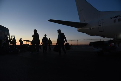 Women Travel home from Charlotte