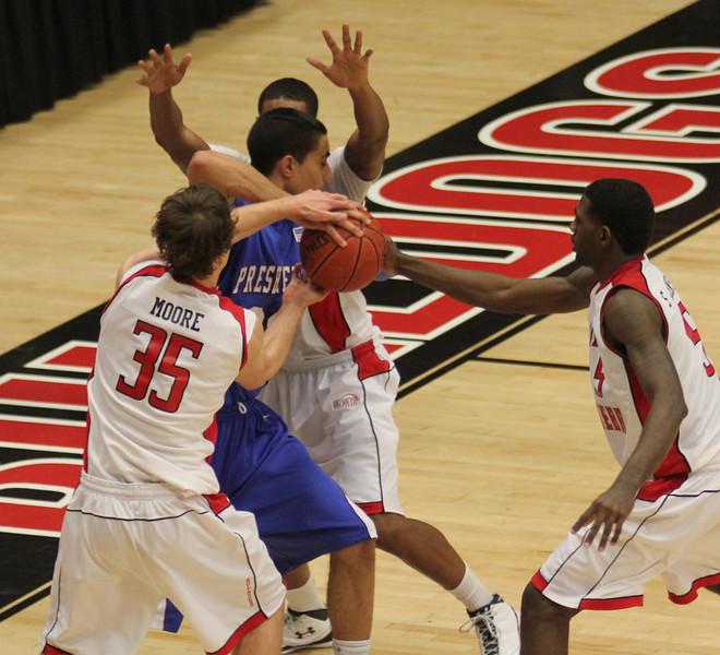 Men's Basketball V. Presbyterian