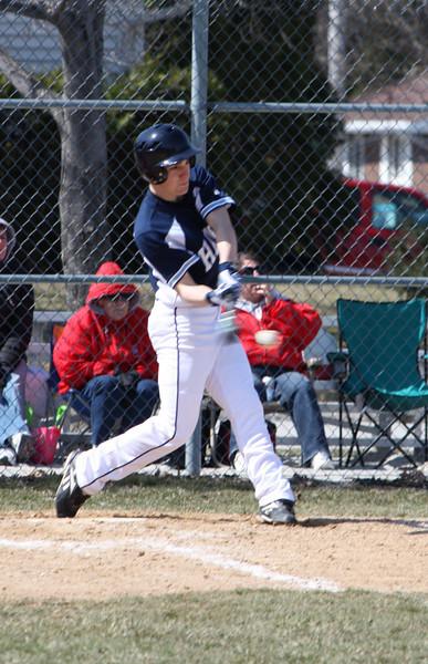 Varsity Boys Baseball 2011