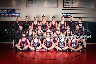 GHS Wrestling 2016-17