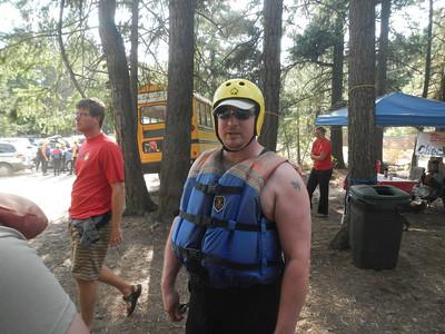 Tieton River Rafting - Sep 7-9