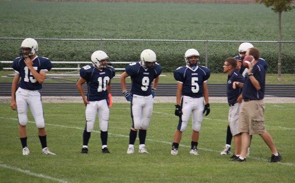 Varsity Football 2010