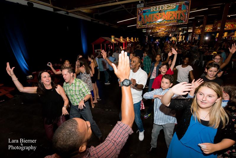 Ryan Bar Mitzvah Party ©Lara Bierner Photography