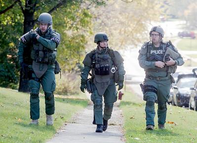 20141022 - Police Activity (SN)