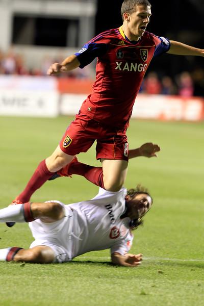 SOCCER: SEP 15 Toronto FC at Real Salt Lake