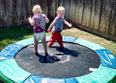 Twins July 2010