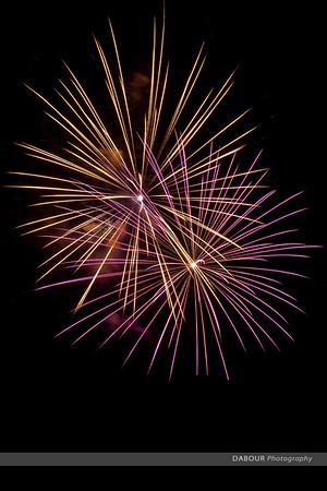 Ole Towne Festival 2015 Fireworks
