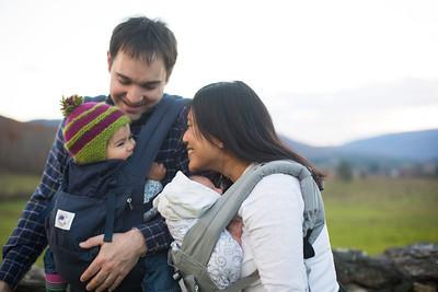 Shen-Bergeron Family
