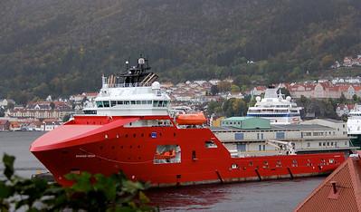 Iceland/Norway, Part 2:   Bergen, Norway - October 2012