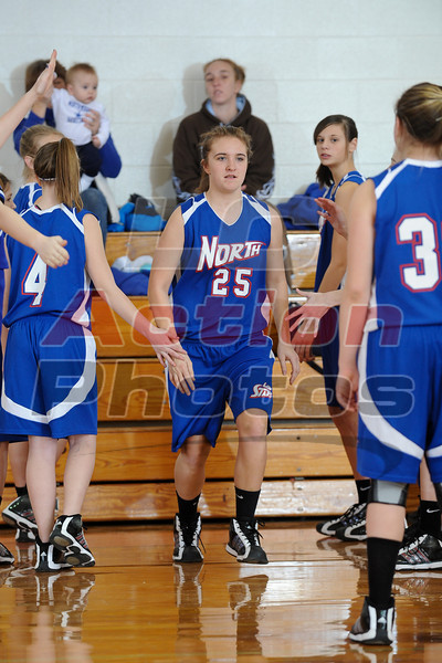North Middle at LCMS, Jan 22, 2011
