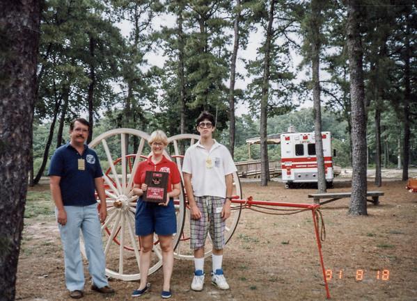 Wheaton Village Muster 1991