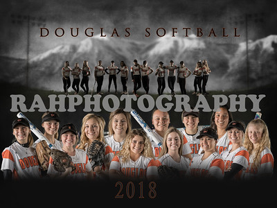 DHS Varsity Softball 2018
