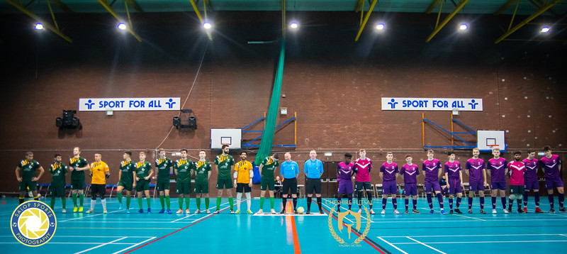 Nottingham Uni v Loughborough Futsal
