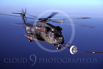 US Navy Sikorsky CH-53  Sea Stallion Aerial Refueling Pictures
