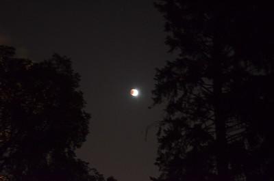 Lunar Eclipse - Sept. 27, 2015