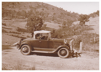 Model A Ford 1929