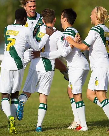 CMU Men's Soccer 2014 - 2