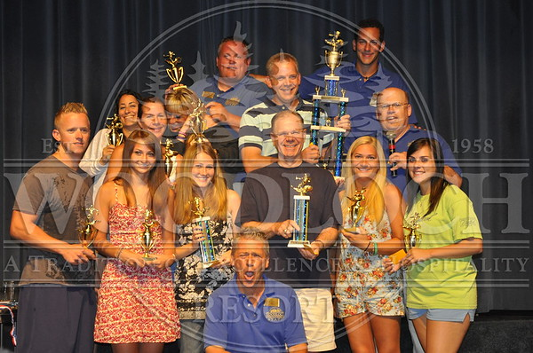 August 13 - Awards