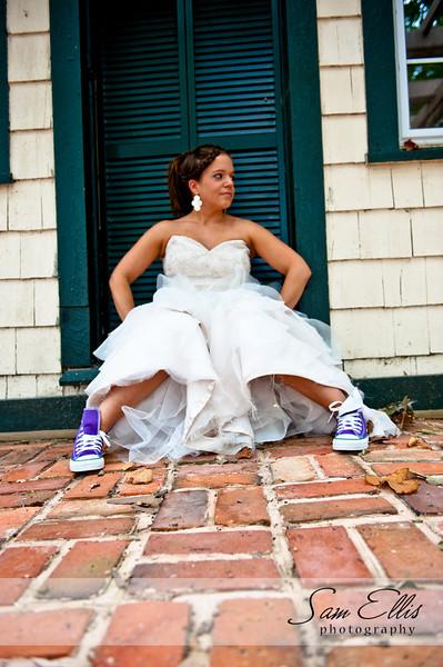 Laura Capone-Jones Trash The Dress