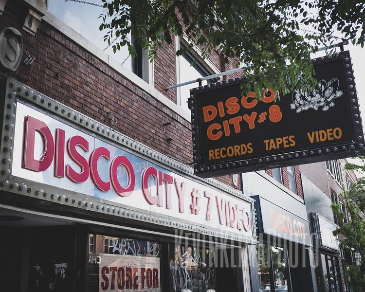 Disco City Records