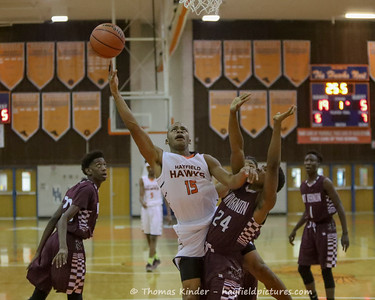 Boys Varsity Basketball vs Mount Vernon 12/1/16