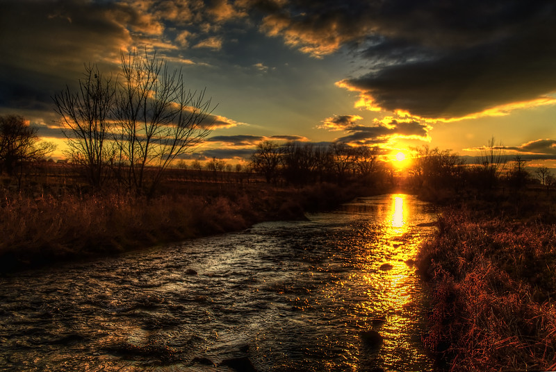 sunset - creek along hollander road 12-17-14(p).jpg