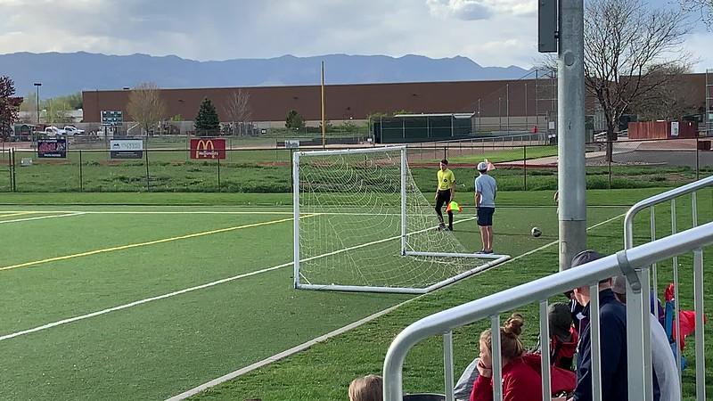 Soccer 5/4/19 - BElite vs Broomfield Blast