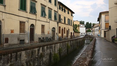 Lucca; Italy; I;