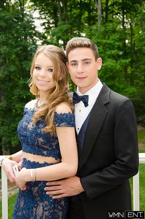 Mackenzie & Friends Pre Prom