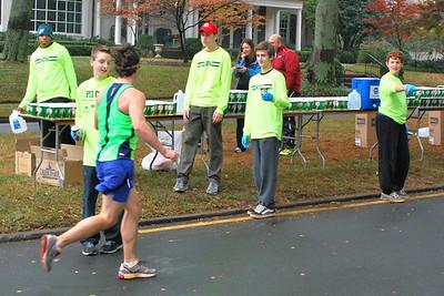 Troop 502 - 2013 Thunder Road Marathon