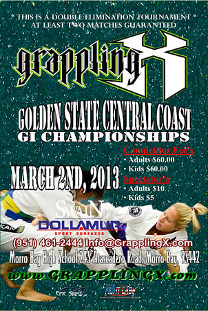 March 2, 2013 Morro Bay CA GI Tourney
