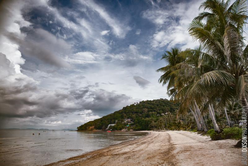 Ko Phi Phi beach.